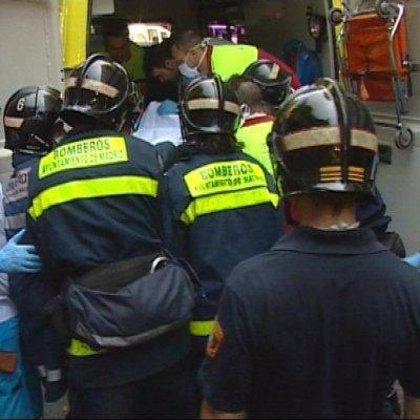 Rescatan a 4 jóvenes que quedaron incomunicados cuando hacían barranquismo en Tremp