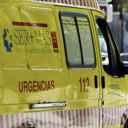 Una mujer, herida muy grave tras ser apuñalada presuntamente por su pareja en Madrid