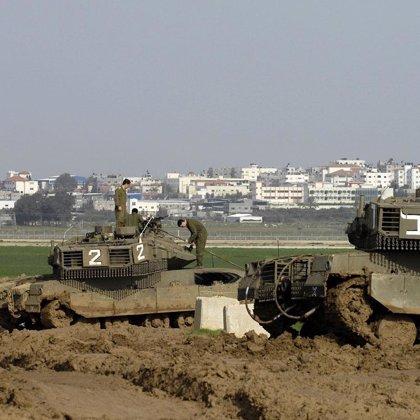 Mueren tres soldados israelíes y cuatro milicianos de Hamás en Gaza