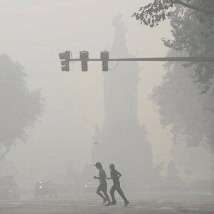 La visibilidad mejora en Buenos Aires