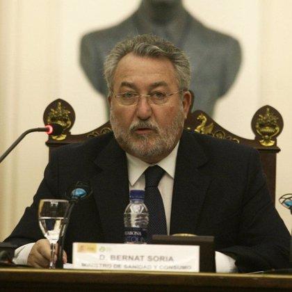 Soria explicará en el Congreso su gestión en la alerta por el aceite de girasol
