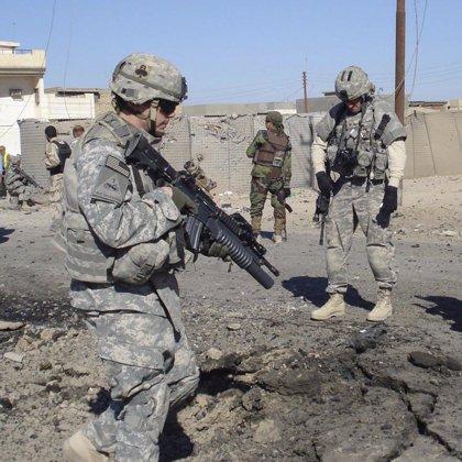 Al menos siete milicianos muertos en varios ataques estadounidenses en Ciudad Sard