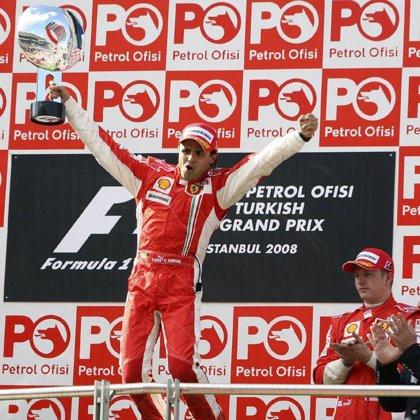Massa prolonga su dominio turco y Alonso confirma su mejoría con la sexta plaza