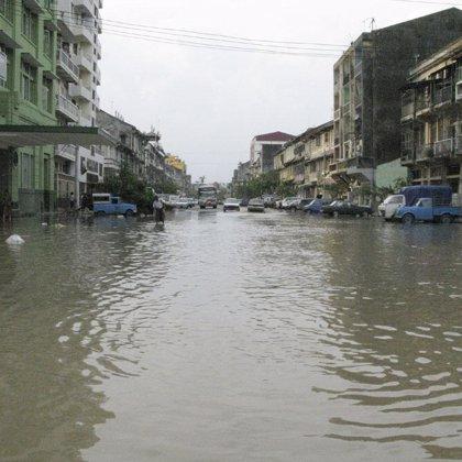 Hoy comienzan en Birmania tres días de luto por las víctimas del ciclón