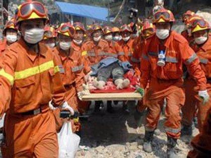 El PAM y el PNUD anuncian un incremento de las ayudas a China
