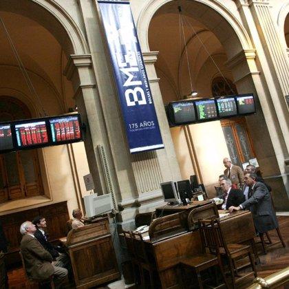 El Ibex 35 pierde un 1,51% a media sesión