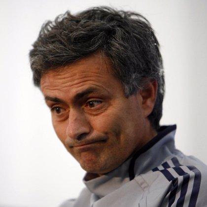 """Mourinho: """"En las finales no hay favoritos, especialmente entre equipos de un mismo país"""""""