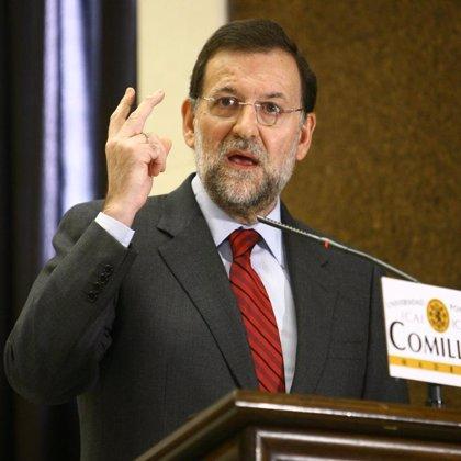 Rajoy anuncia que cuenta con Gallardón para la próxima dirección del partido