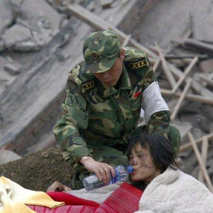 Un total de 18 niños han nacido desde el terremoto en un hospital de campaña del suroeste de Sichuán