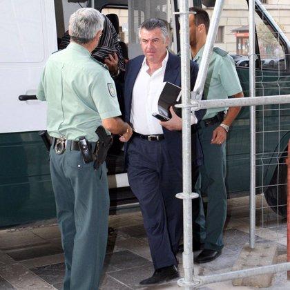 La Audiencia revoca la fianza de Roca y acuerda que vuelva a prisión
