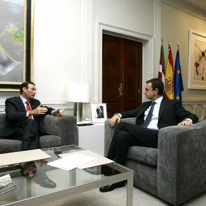 Zapatero rechaza el plan de Ibarretxe y el lehendakari le reprocha que sólo piensa en las elecciones