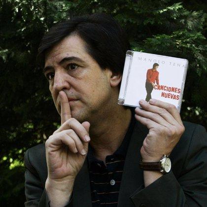 Manolo Tena 'renace' con su último disco, 'Canciones Nuevas'