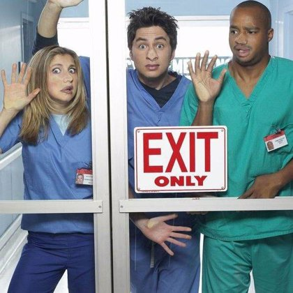 """ABC confía en 'Scrubs' porque es """"'Urgencias' en comedia"""""""