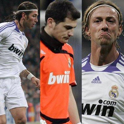 Casillas, Sergio Ramos y Guti lideran el once ideal de la Liga