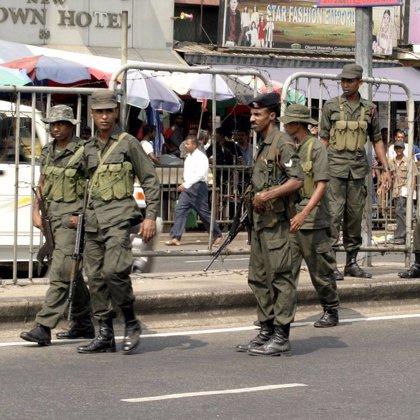 Ocho personas mueren tras el ataque de los Tigres del Mar a una base naval de la Marina de Sri Lanka