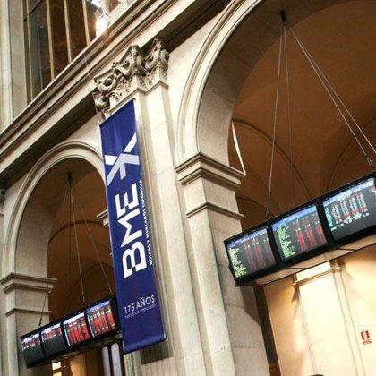 El Ibex 35 cae un 1,09% en los primeros minutos de cotización