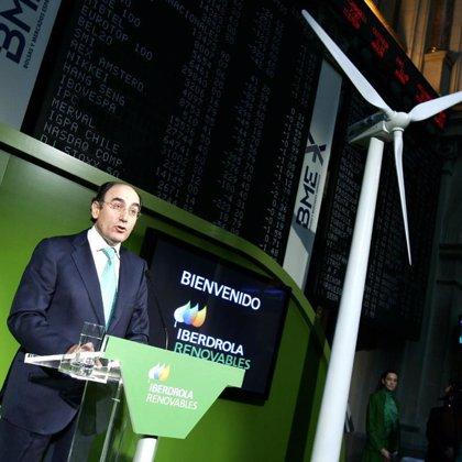 Iberdrola Renovables invertirá 18.800 millones en los próximos 5 años