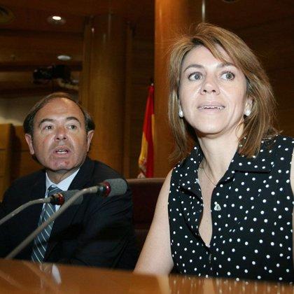 Cospedal, Montoro y Engracia Hidalgo explican hoy a cargos del PP un paquete de medidas para la crisis