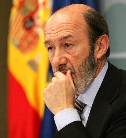 """Rubalcaba asegura que la consulta de Ibarretxe es """"un viaje a ninguna parte"""""""