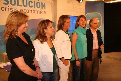 El PP asegura que la crisis económica está derivando en una crisis política para el Gobierno