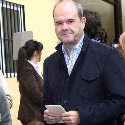 """Chaves afirma que España saldrá de la crisis económica """"más bien pronto"""""""
