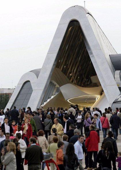 Unas 83.646 personas visitaron Expo Zaragoza el último sábado de junio