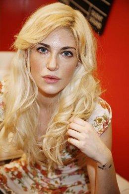 La actriz Marina Gatell.