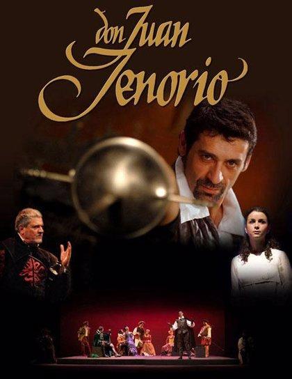 Nacho Fresneda será el Don Juan Tenorio en el montaje de la compañía L'Om Imprebis