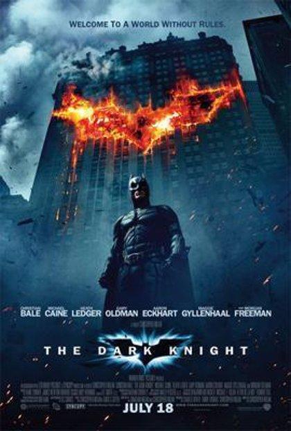 'El Caballero Oscuro', la nueva entrega de Batman, ya arrasa en Internet