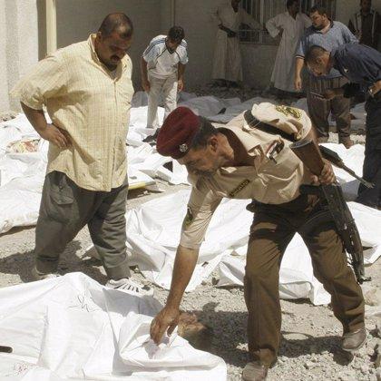 Al menos 23 muertos y 68 heridos en dos atentados suicidas de Baaquba
