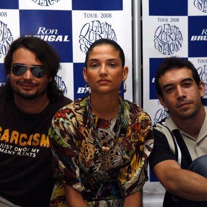 """La Quinta Estación muestra sus """"ganas horrorosas"""" de iniciar su gira por 40 localidades"""