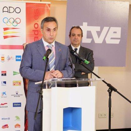 JJ.OO.- El alcalde de Alcobendas y Alejandro Blanco inauguran mañana la plaza de Pierre de Coubertin