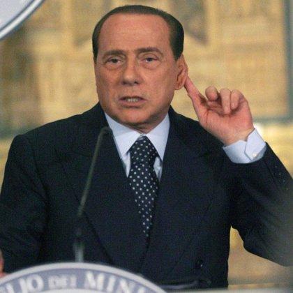 Italia otorga inmunidad a Silvio Berlusconi