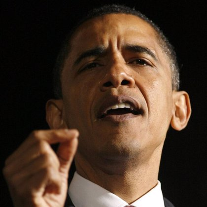 """Obama asegura que lo ha hecho """"realmente bien"""""""