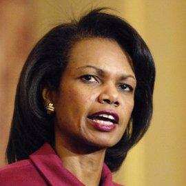 Rice pide a Rusia que retire sus tropas de combate de Georgia y detenga los bombardeos