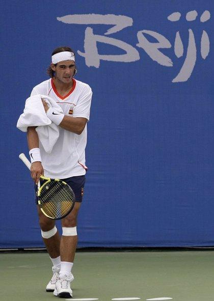 """Nadal quiere ver algún partido de Pau Gasol y afirma que """"sólo"""" piensa en los Juegos"""