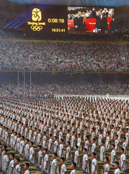 Más de cuatro millones de españoles siguieron la ceremonia de inauguración más vista desde Barcelona 92