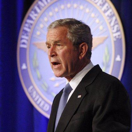 """Bush advierte de que los ataques rusos lejos de la """"zona de conflicto"""" suponen """"una peligrosa escalada"""""""