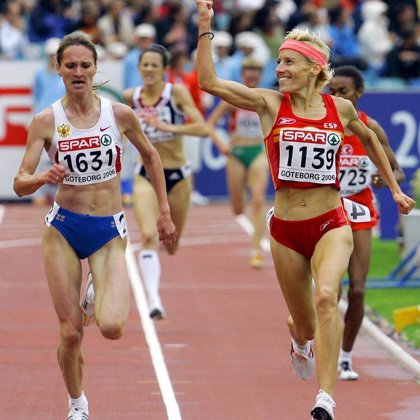 Marta Domínguez sufre una nueva decepción olímpica cuando luchaba por las medallas