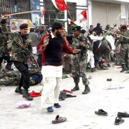 Al menos 48 personas pierden la vida a causa de la violencia en el valle de Swat, en Pakistán
