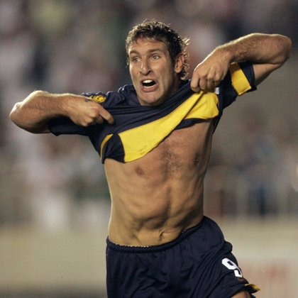 Palermo se lesiona la rodilla derecha y deberá permanecer de baja entre cinco y ocho meses