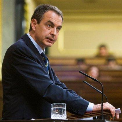 Zapatero da la cara hoy en el Congreso para abordar la difícil situación del empleo