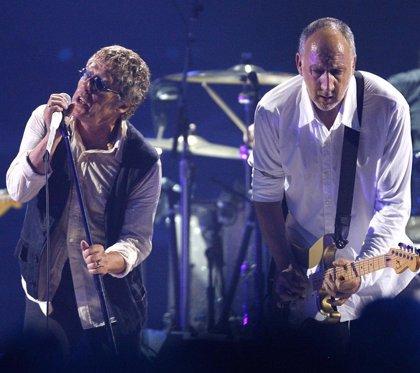 Estados Unidos homenajea a The Who