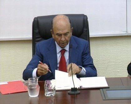 Botín afirma que el Santander mantiene su objetivo de beneficio para 2008 pese a la crisis