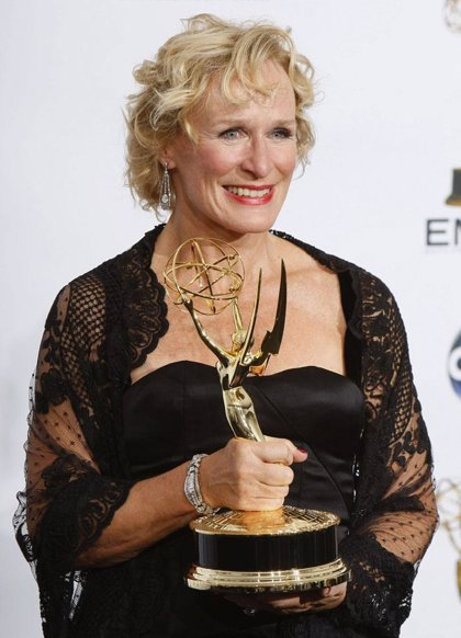 Glenn Close gana su primer Emmy