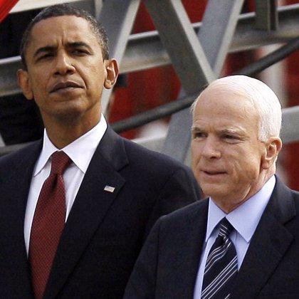 Obama aventaja a McCain en nueve puntos en medio de la crisis financiera, según el último sondeo