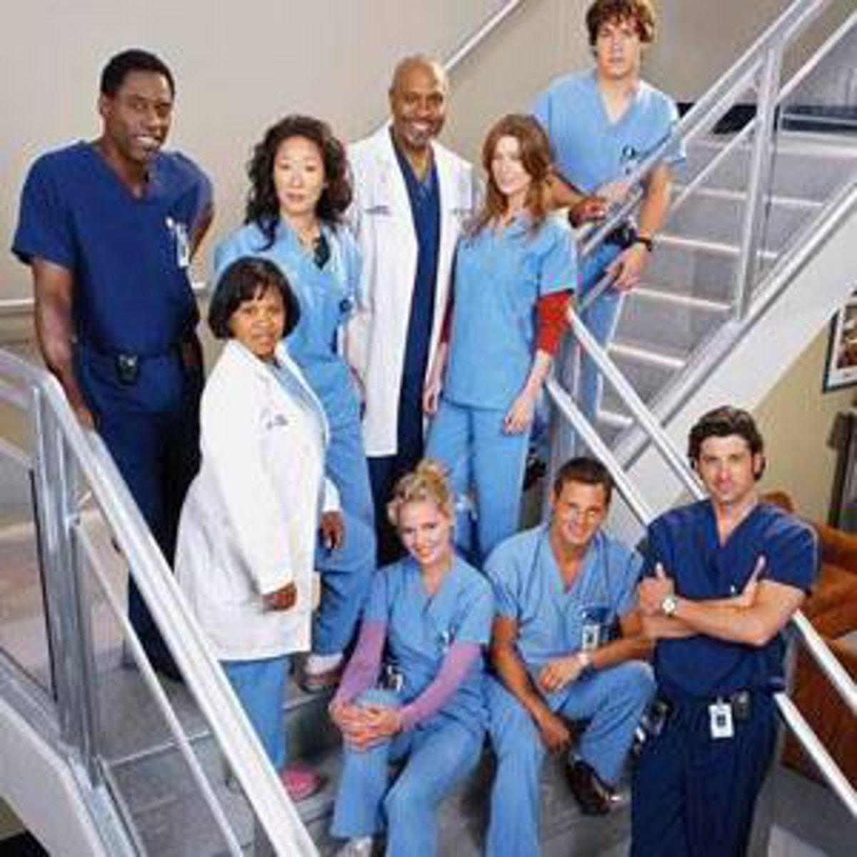 Addison Montgomery vuelve al Seattle Grace en Anatomía de Grey (Cuatro)