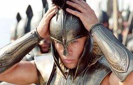 Brad Pitt en 'Troya'