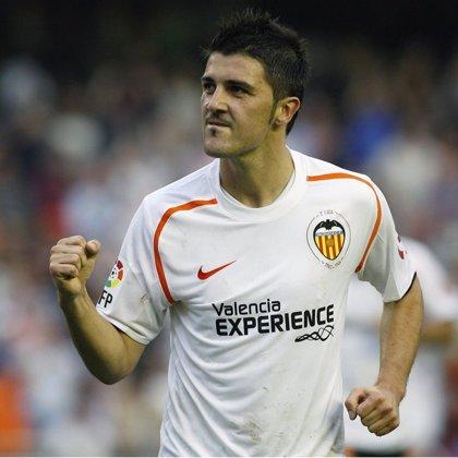 """Kaká sitúa a Villa entre los cinco candidatos al 'Balón de Oro' por ser un delantero """"mortal, fuerte y veloz"""""""