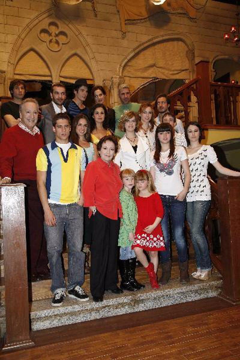 El verdadero padre de Iván llega a \'El Internado\' (Antena 3)